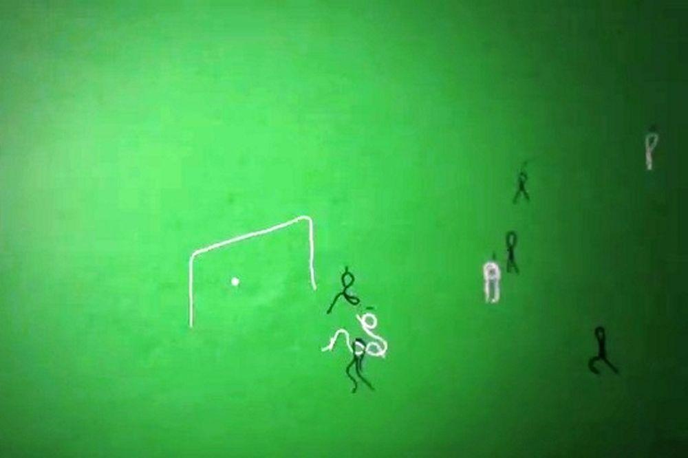 Euro 2012: Οι... κλωστές παίζουν μπάλα!