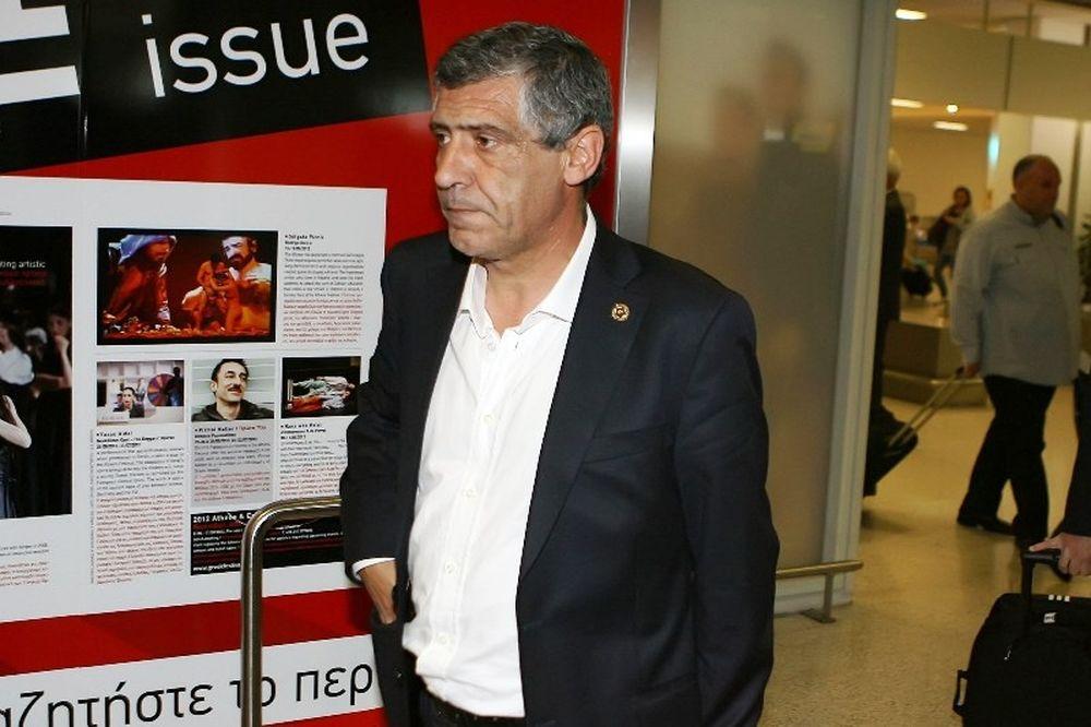 Σάντος: «Μας έλειψε πολύ ο Καραγκούνης»