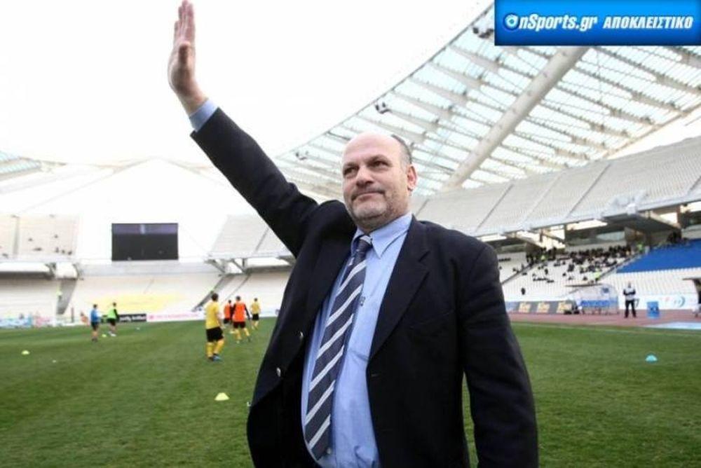Καραγκιοζόπουλος στο Onsports: «Η τελευταία ευκαιρία της ΑΕΚ»