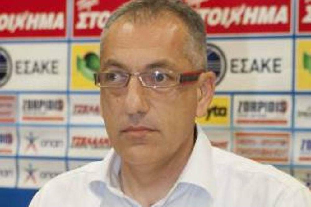 Αρβανίτης: «Να σκεφτεί με σύνεση και λογική ο Χατζηβρέττας»
