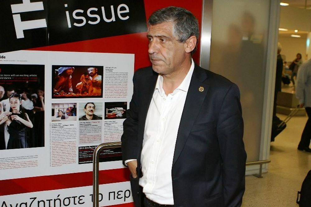 Euro 2012: Σάντος: «Όλα ανοιχτά»