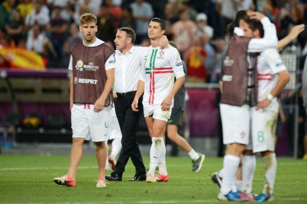 Euro 2012: Μπέντο: «Με ψηλά το κεφάλι»