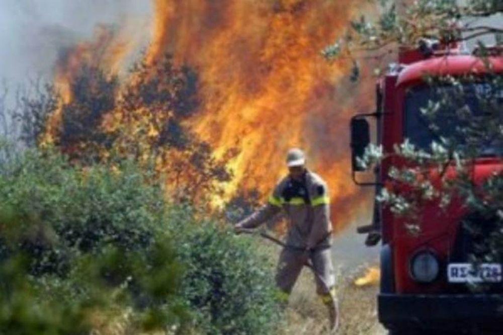 Πολύ υψηλός κίνδυνος εκδήλωσης πυρκαγιών