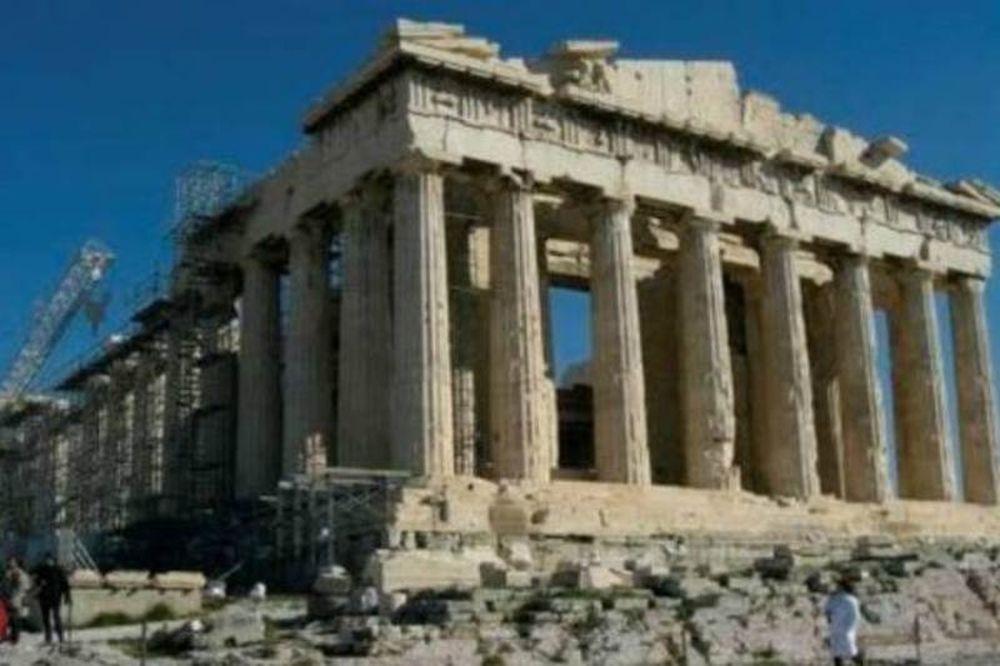 Άνδρας έπεσε από τον βράχο της Ακρόπολης