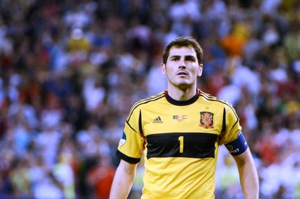 Euro 2012: Κασίγιας: «Γράφουμε ιστορία»