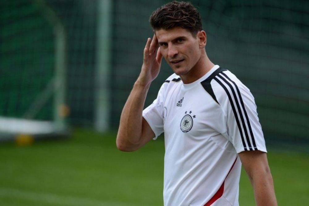 Euro 2012: Γκόμεζ: «Τώρα απολαμβάνω να παίζω για την Γερμανία»