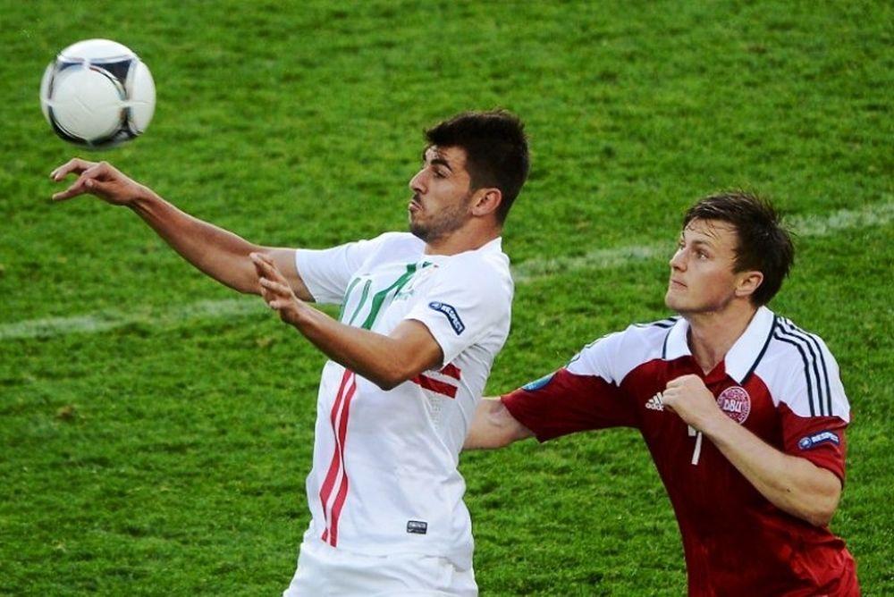 Euro 2012: Ολιβέιρα: «Με ψηλά το κεφάλι»
