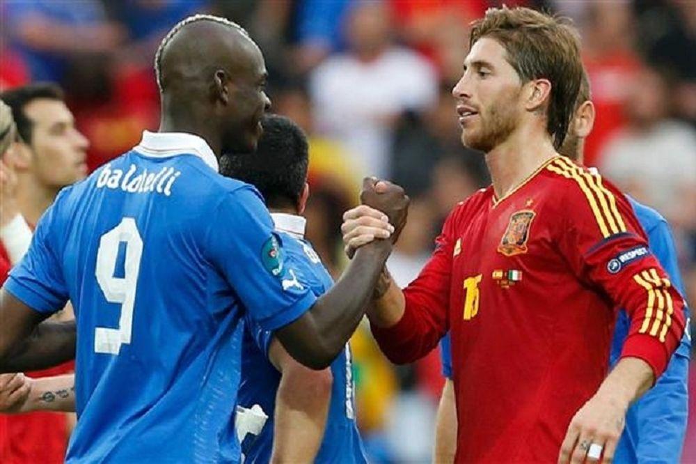 Euro 2012: Μετά το Ελλάδα-Πορτογαλία, το Ισπανία-Ιταλία!