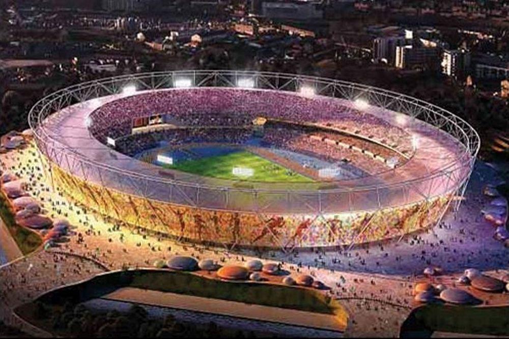 Ολυμπιακοί Αγώνες 2012: Πάει για... βροχή στην τελετή!
