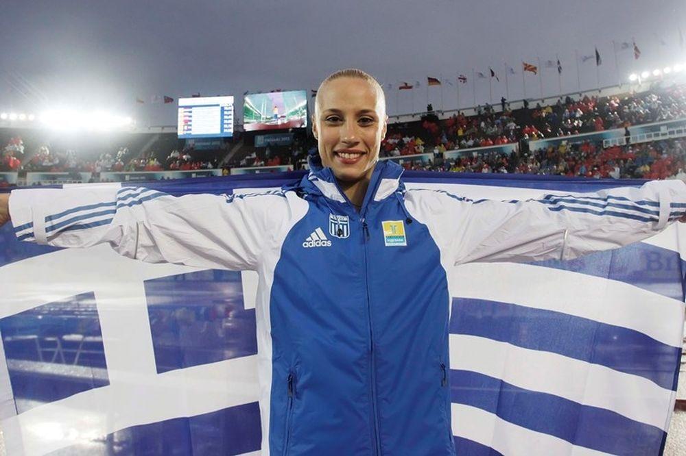 Ολυμπιακοί Αγώνες 2012: Κυριακοπούλου: «Έχω ωριμάσει και δεν αγχώνομαι»