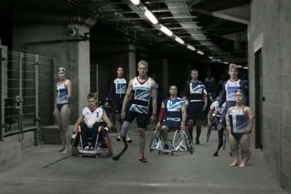Ολυμπιακοί Αγώνες 2012: Το video για τους Παραολυμπιακούς