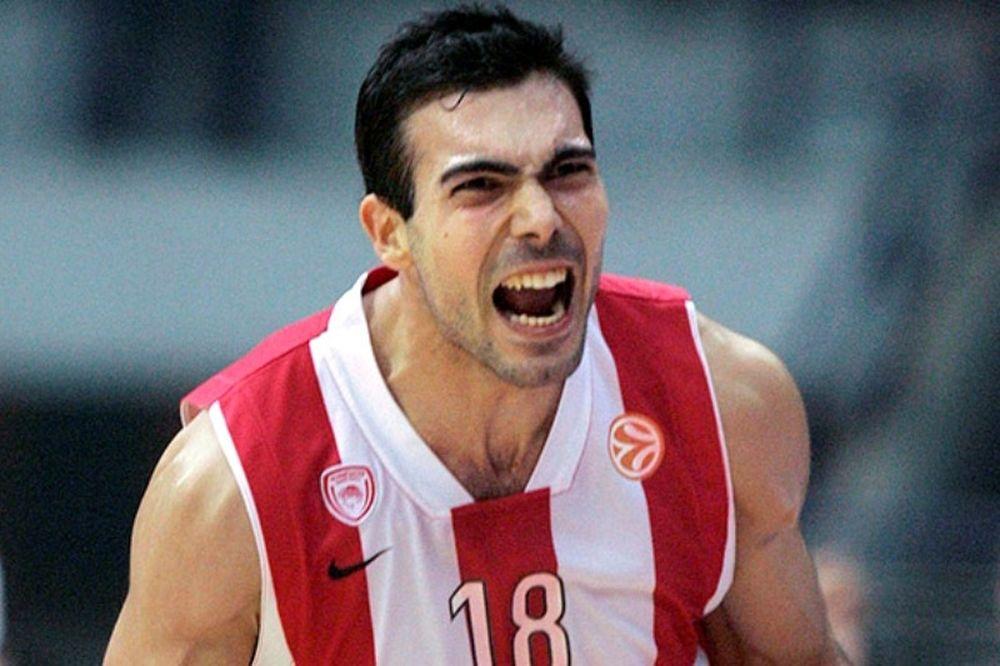 Σλούκας: «Και την ψυχή μου για τον Ολυμπιακό»