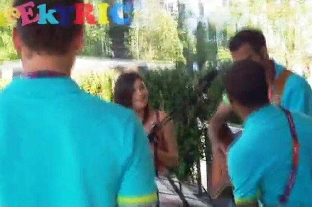 Το τραγούδι των Βραζιλιάνων (video)