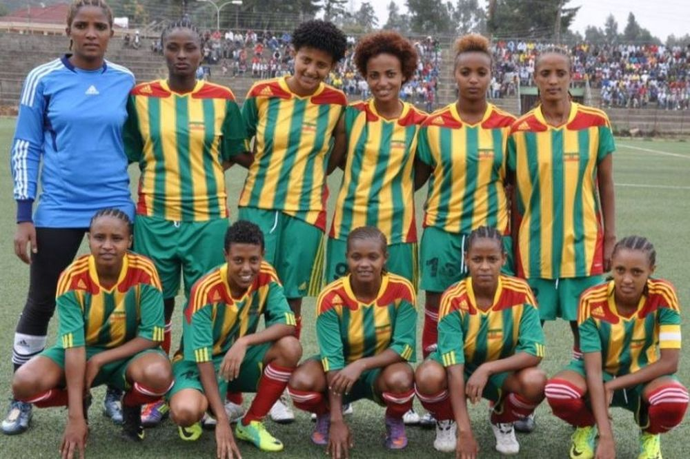Σε πρώτο πλάνο το γυναικείο ποδόσφαιρο στην Αιθιοποία (video)