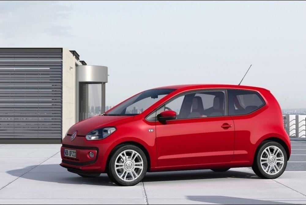 Προσπάθεια για ρεκόρ κατανάλωσης με VW up! και Polo