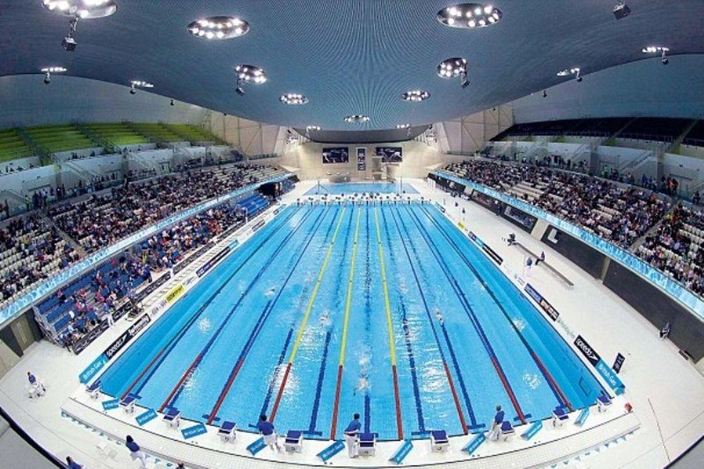 «Τυφλές» 3.500 θέσεις στο «Aquatic Centre»! (photos)