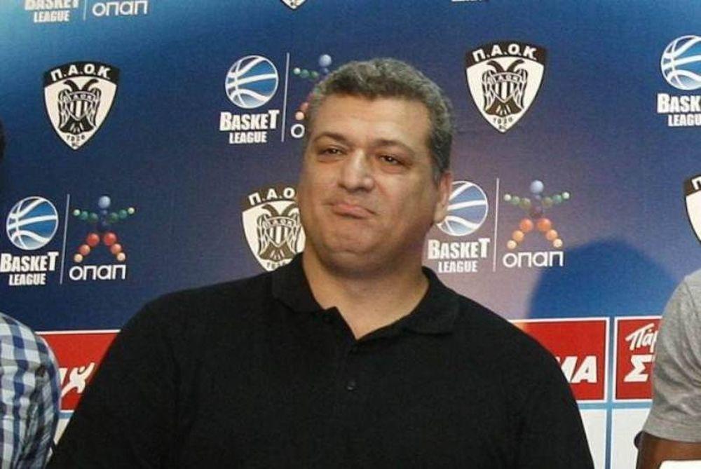 Ζουρνατσίδης: «Θα μείνει εκεί που είναι ο Γκετσέφσκι»