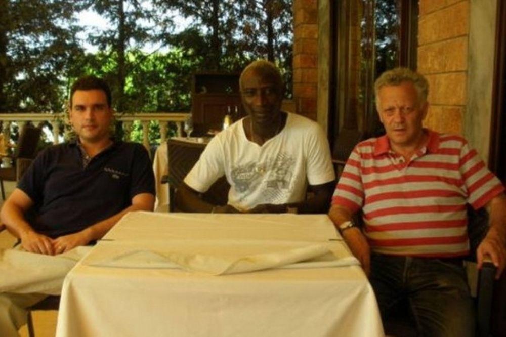 Ογκουνσότο: «Θα δείξω ότι ο Πάτρικ είναι εδώ» (photos)