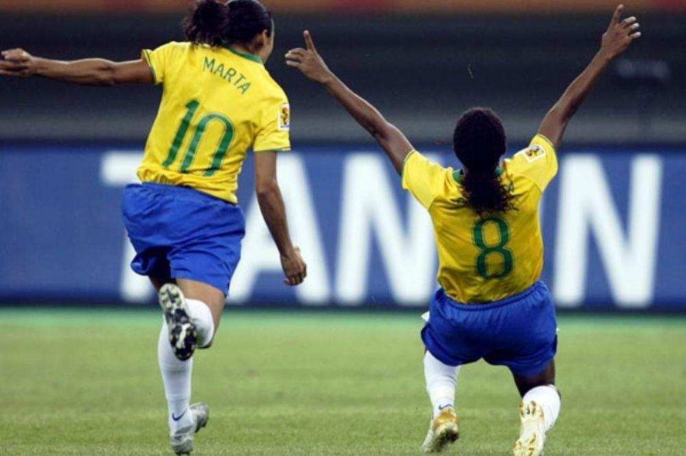 Ολυμπιακοί Αγώνες: «Πεντάστερη» η Βραζιλία