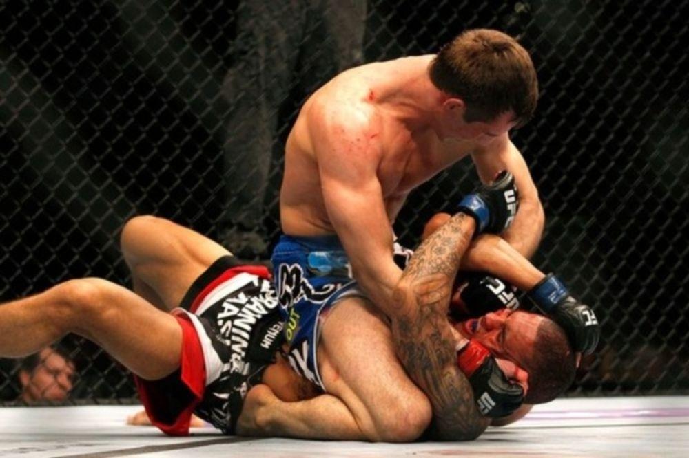 Με πάθος στο UFC 152 o Rory MacDonald