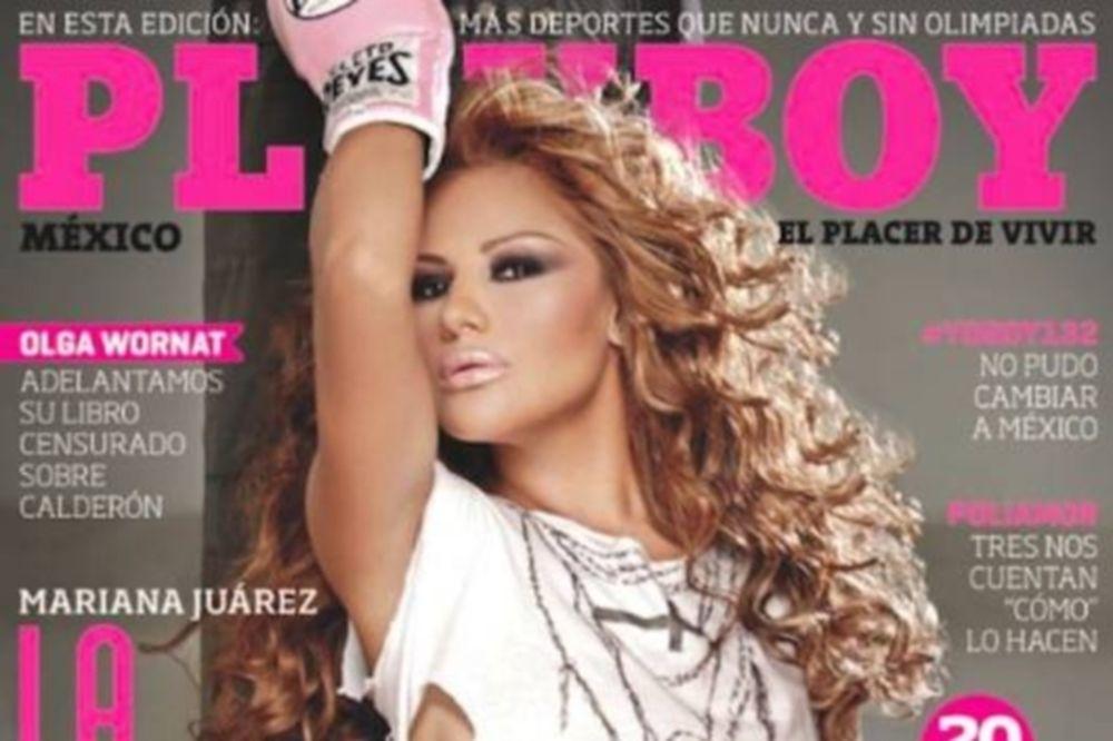Στο μεξικανικό Playboy η Mariana Anastasia Juarez
