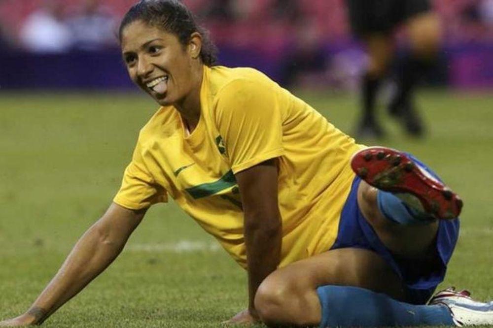 Ολυμπιακοί Αγώνες 2012: Πρώτη σκόρερ όλων των εποχών η Κριστιάν!