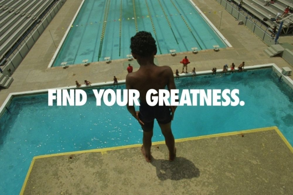 «Find your greatness», μια γιορτή έμπνευσης για όσους αγαπούν τον αθλητισμό από την Nike (video)