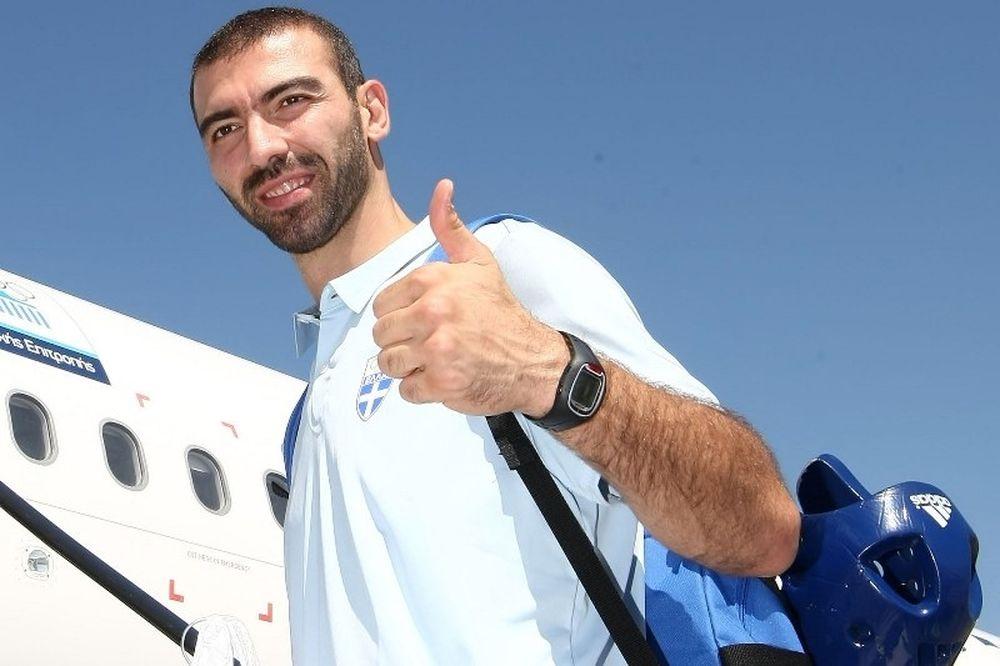 Ολυμπιακοί Αγώνες 2012: Ευχές από Άρη σε Νικολαΐδη, Γρηγοριάδη και Έλληνες αθλητές