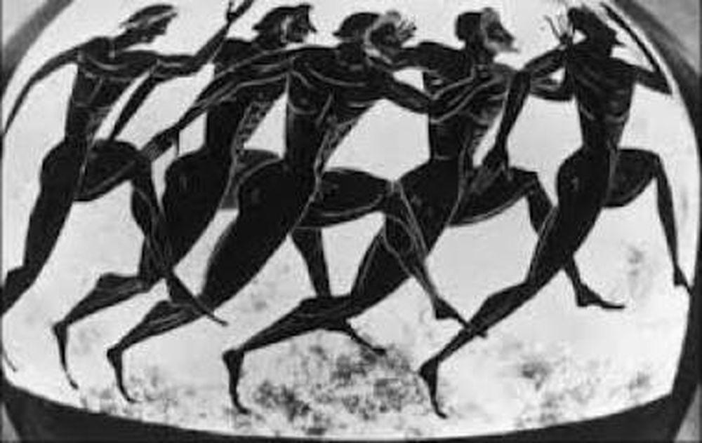 The Ancient Greek Olympics: Oμοφυλόφιλοι αθλητές...