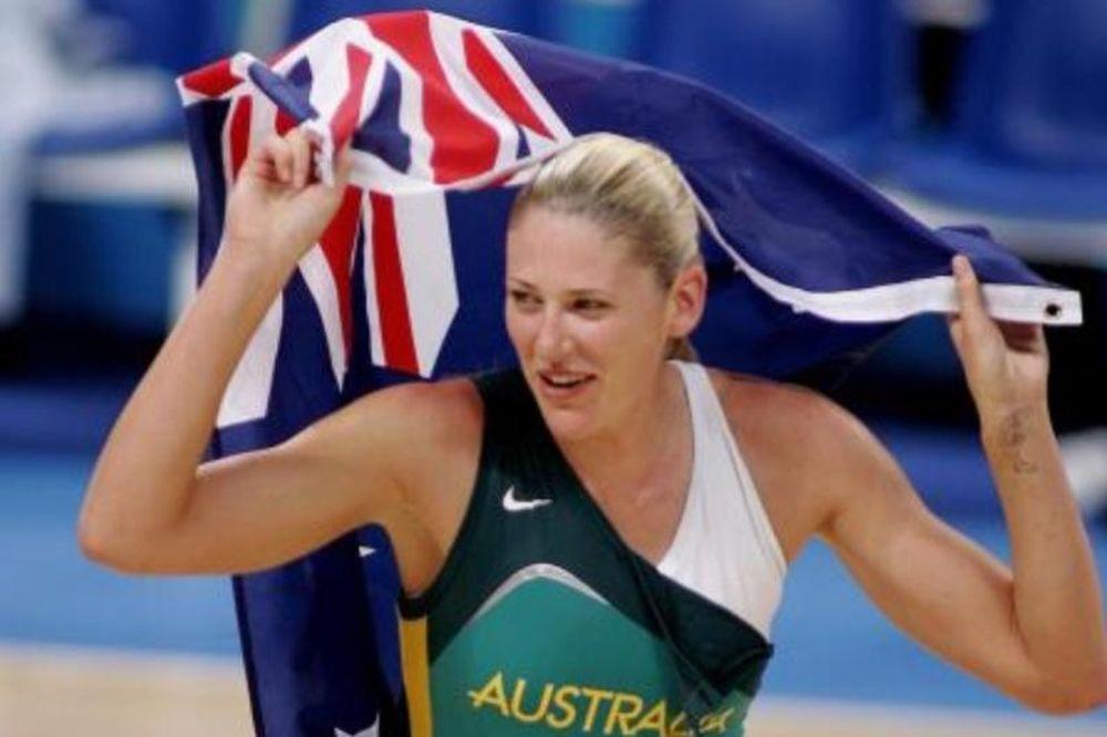 Η Τζάκσον σημαιοφόρος της Αυστραλίας (photos)