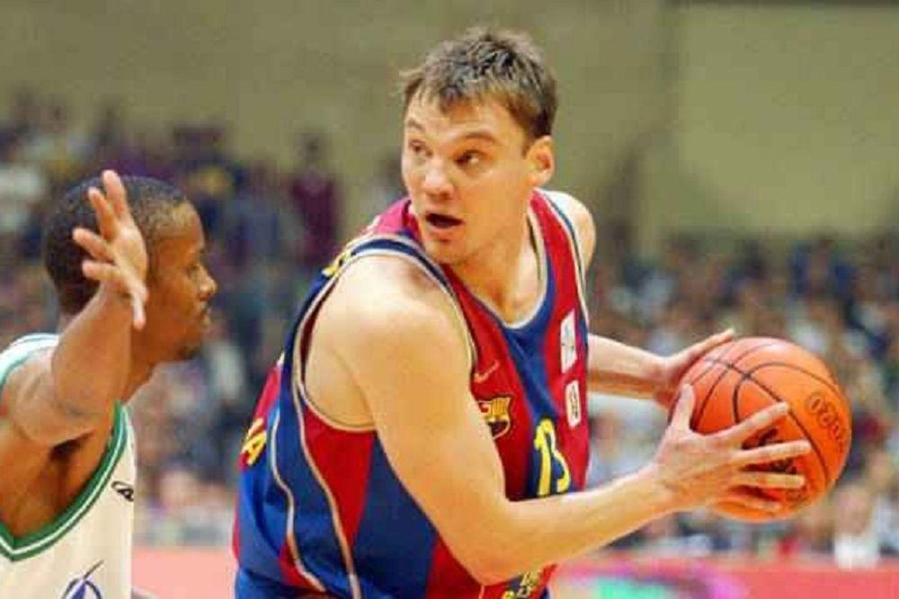 Γιασικεβίτσιους: «Πάντα πίστευα πως θα γυρνούσα στη Βαρκελώνη»
