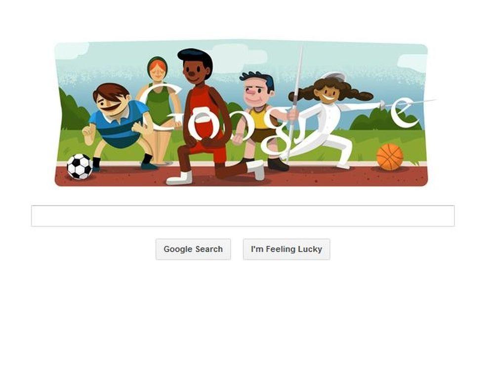 Λονδίνο 2012-Τελετή Έναρξης: Η αφιέρωση της Google!