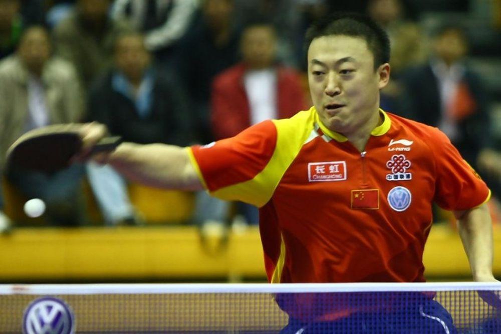 Λονδίνο 2012: Μόνιμα… χρυσοί οι Κινέζοι στο πινγκ-πονγκ!