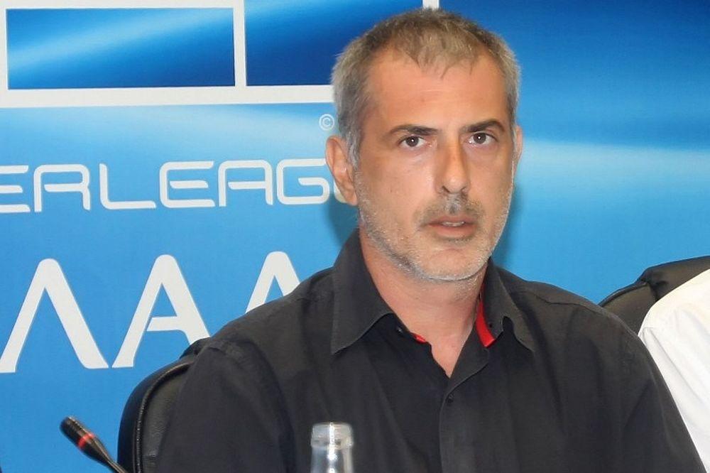 Μώραλης: «Θα δουλέψουμε να βελτιώσουμε την κατάσταση»