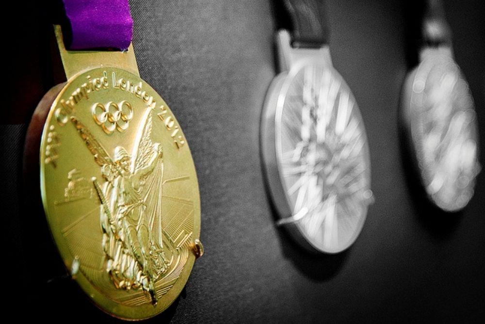 Τα μετάλλια των Ολυμπιακών Αγώνων (video+photos)