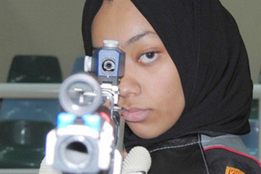 Η πρώτη γυναίκα που θα εκπροσωπήσει το Κατάρ στους Ολυμπιακούς