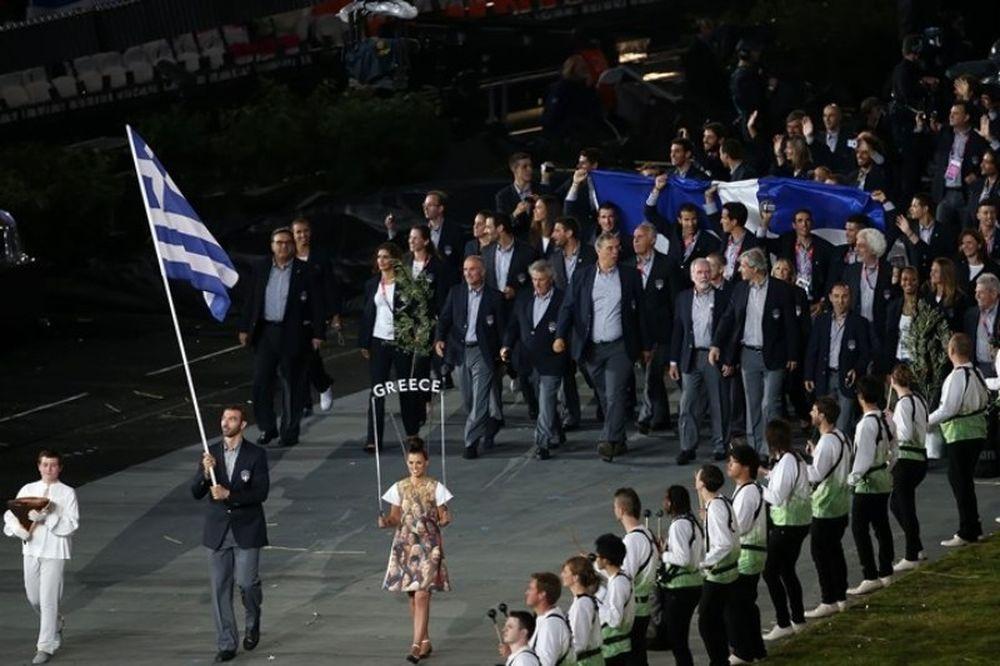 Ολυμπιακοί Αγώνες - Τελετή Έναρξης: Ειρωνικά σχόλια για την Ελλάδα στο διαδίκτυο!
