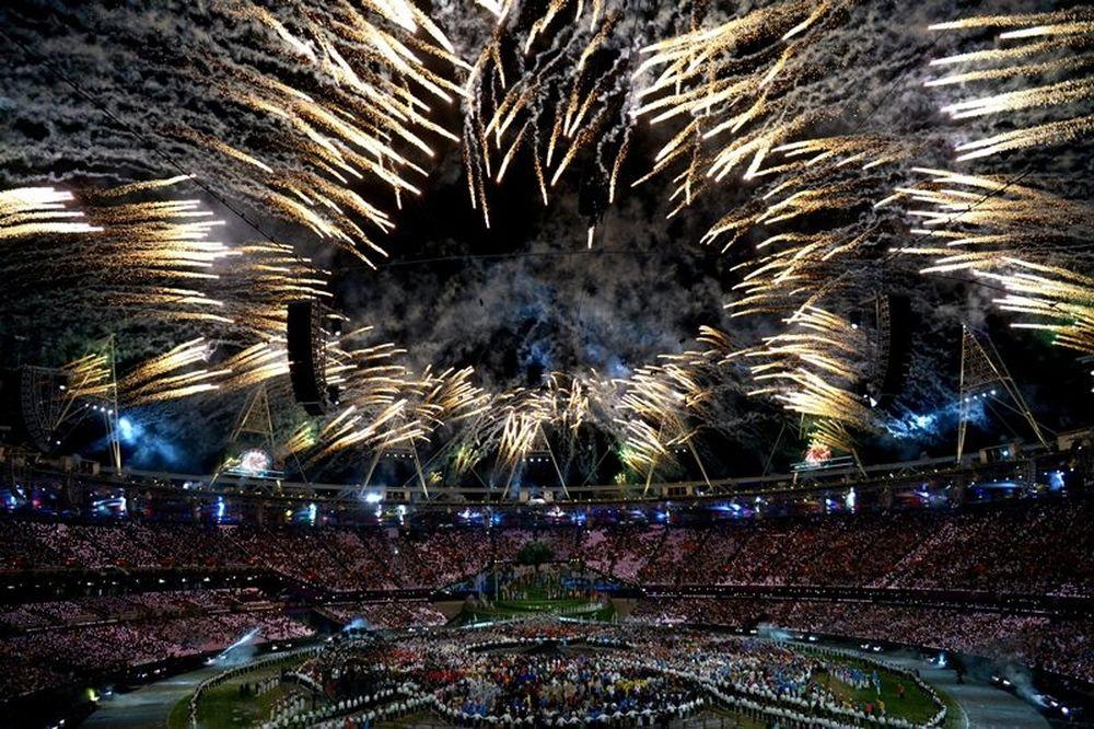 Ολυμπιακοί Αγώνες - Τελετή έναρξης: Απομακρύνθηκαν ποδηλάτες από το στάδιο