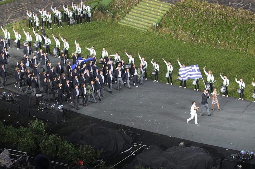 Ολυμπιακοί Αγώνες – Τελετή Έναρξης: Η παρέλαση των αποστολών