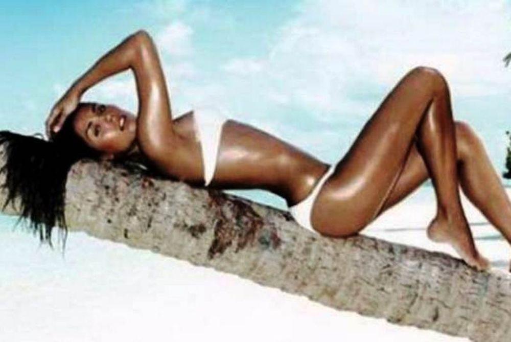 Η σέξι «Σιλά» στις Μαλδίβες!