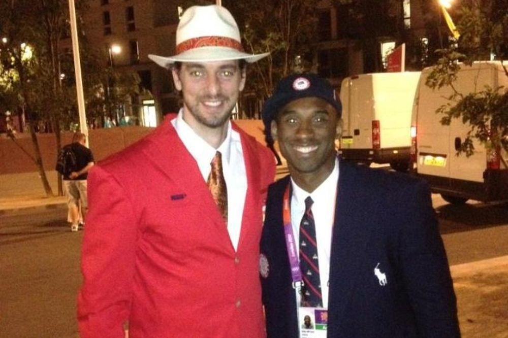 Τελετή έναρξης Ολυμπιακών Αγώνων 2012: Οι μπασκετικές συναντήσεις (photos)