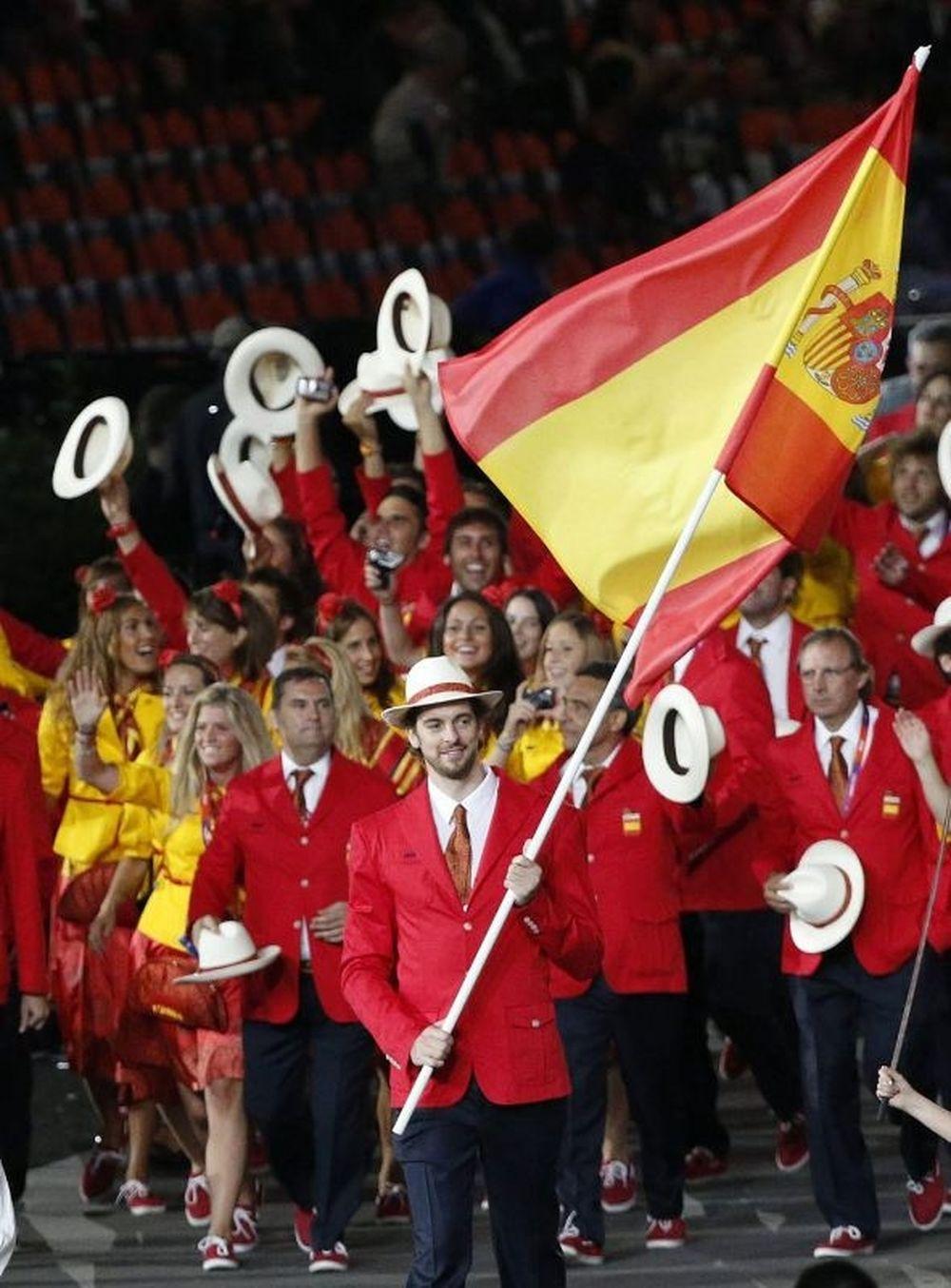 Τελετή έναρξης Ολυμπιακών Αγώνων 2012: Χάθηκαν οι Γκασόλ! (photos)