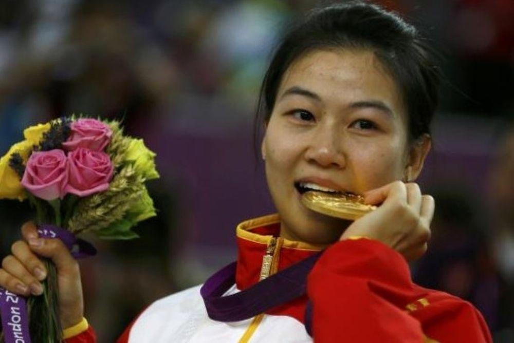 Λονδίνο 2012: Το πρώτο χρυσό μετάλλιο των Αγώνων στη Σιλίνγκ Γι (photos)