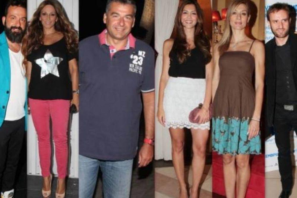 Πώς σχολίασαν οι Έλληνες celebrities την τελετή έναρξης;