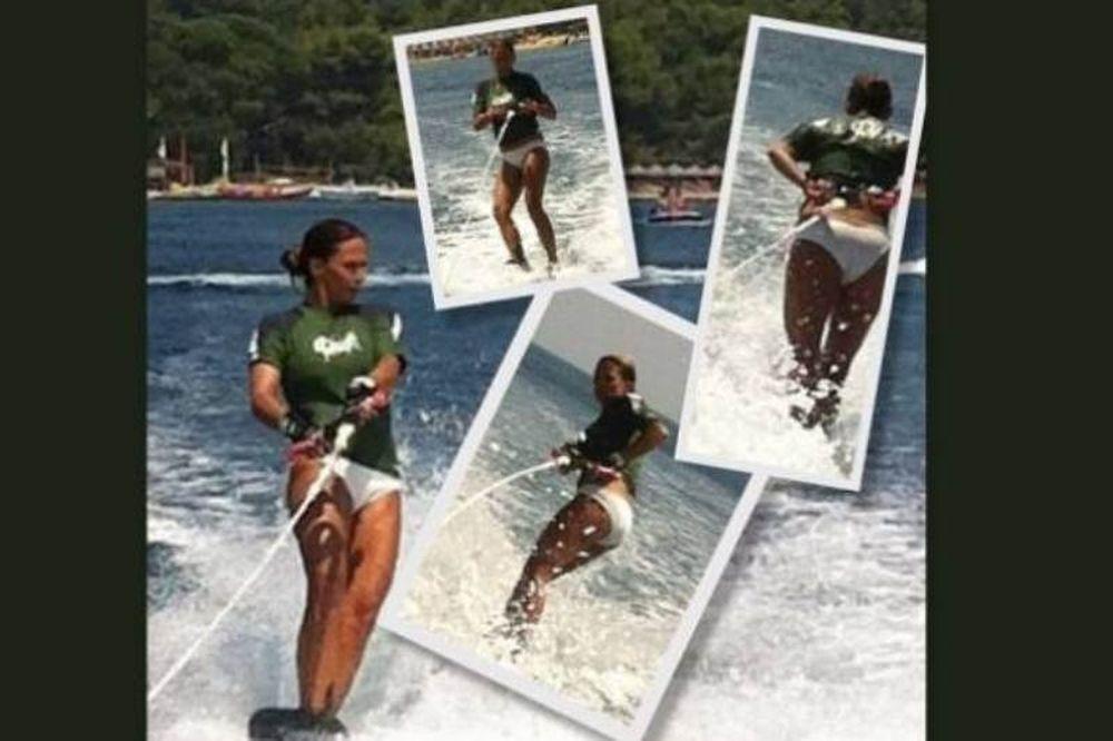Η Έλλη Κοκκίνου σε… θαλασσινές περιπέτειες!