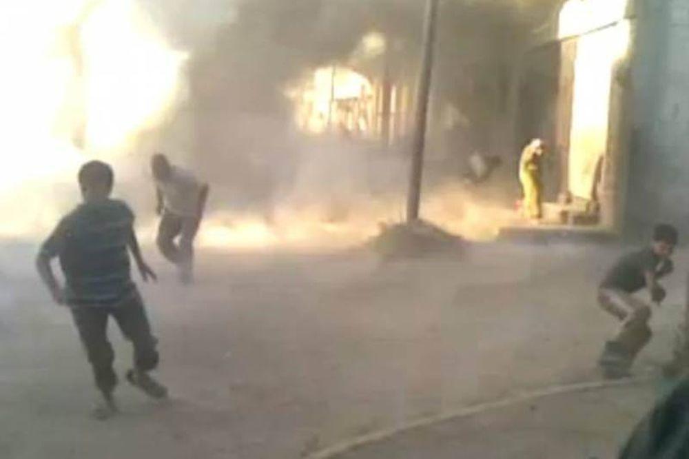 Συρία: Άρχισαν αντεπίθεση στο Χαλέπι