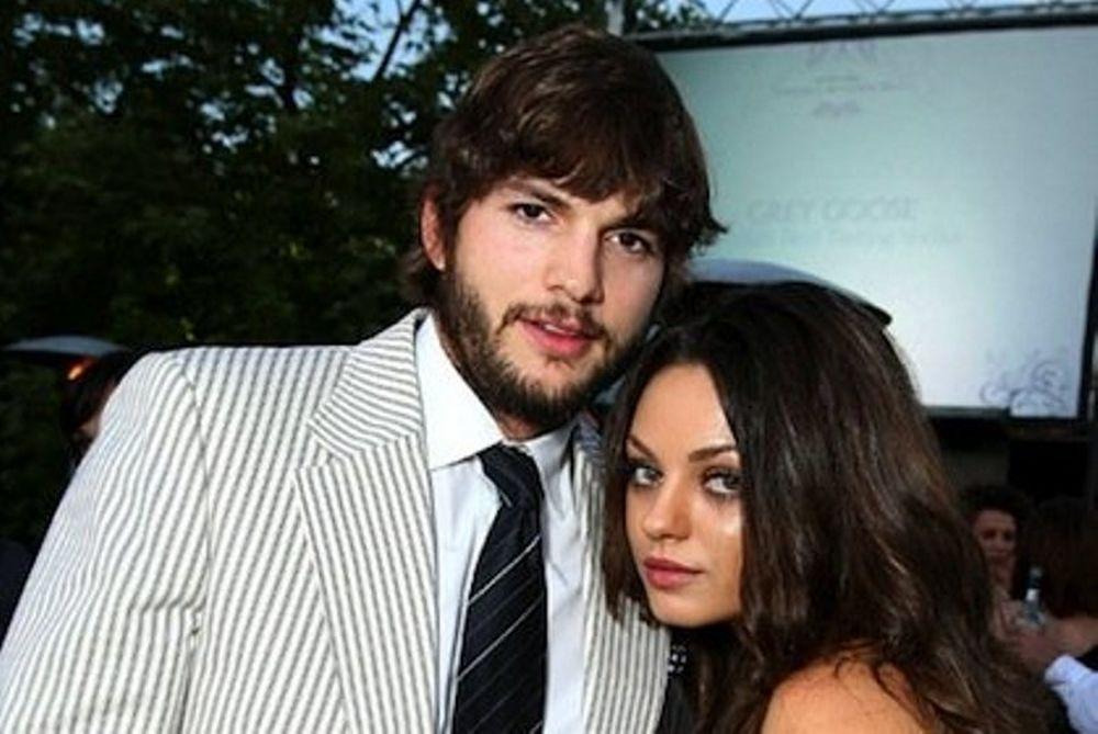 Ήταν μην πάρουν φόρα ο Kutcher και η Kunis