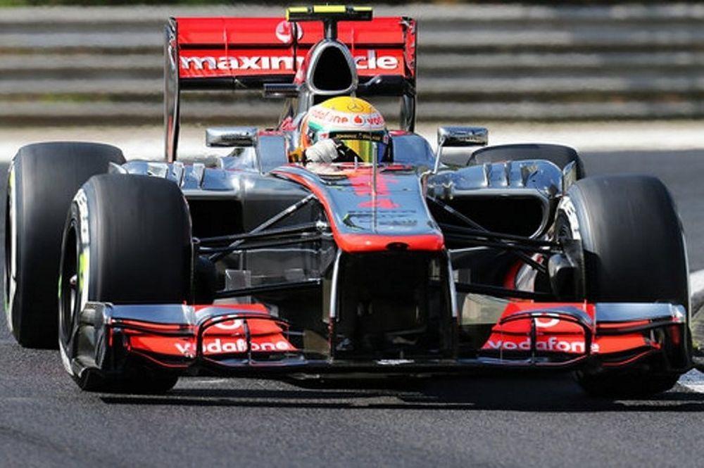 Στην pole position ο Χάμιλτον!