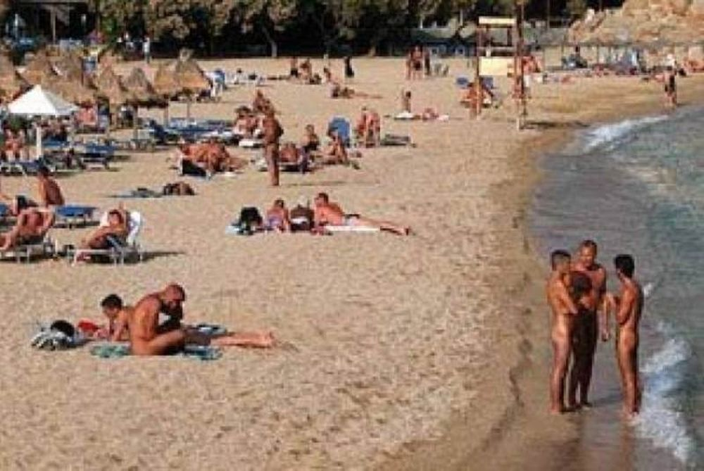 Οι… top παραλίες γυμνιστών της Ελλάδας