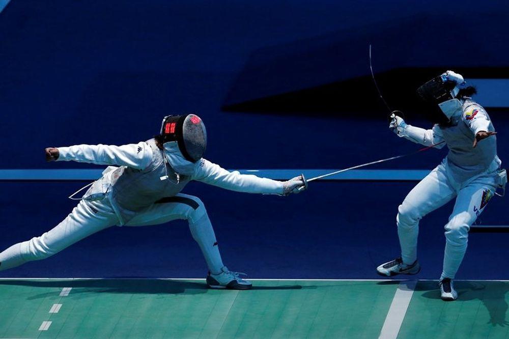 Ολυμπιακοί Αγώνες: Τα αποτελέσματα της ξιφασκίας γυναικών